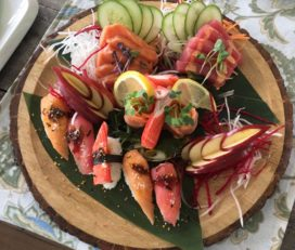 Asian flavours by Chef Jajo's