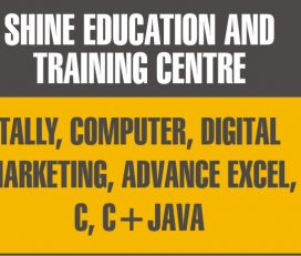 Shine Education and Training Centre, Sector 14